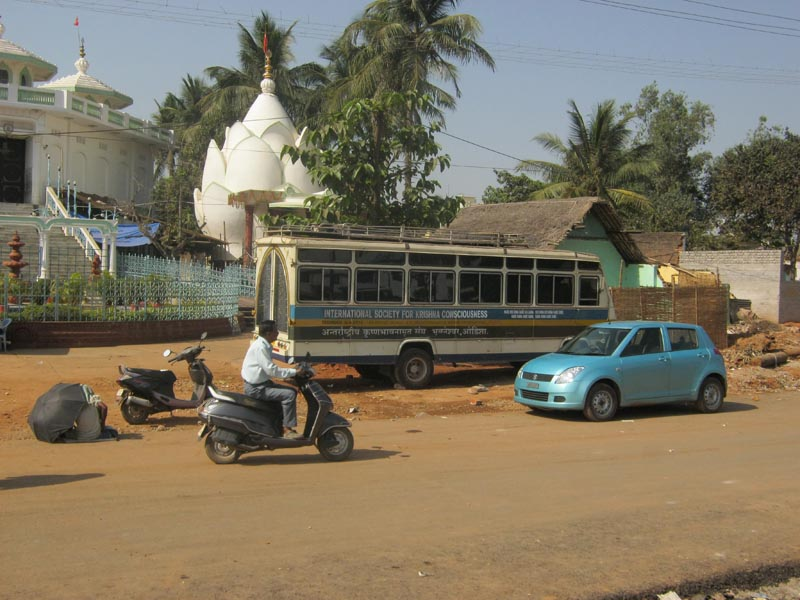 ISKCON Temple Bhubaneswar Tragedy