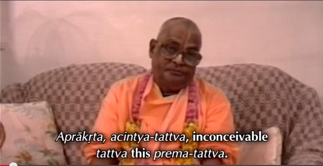 Srila Gour Govinda Swami